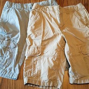 Gap kods cargo shorts